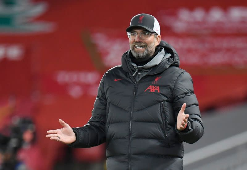 Champions League - Group D - Liverpool v Atalanta