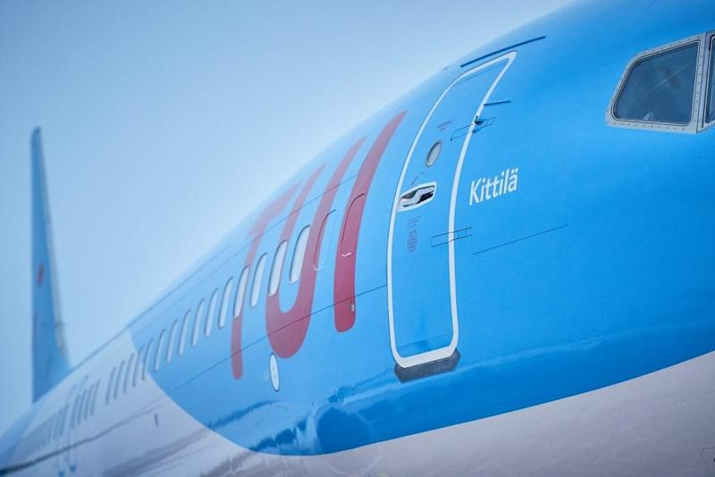 TUI Profit Takes a Hit From Max Grounding
