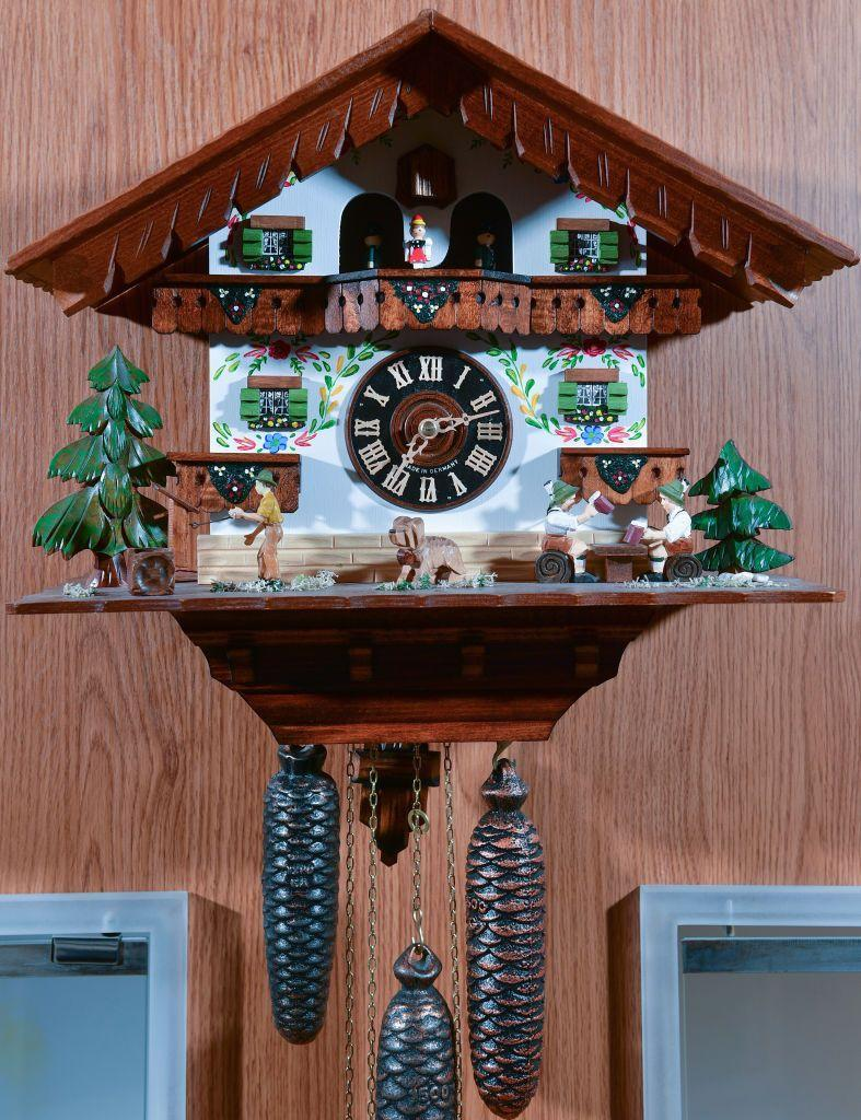 <p>Germany's Black Forest isn't just known for great cake—cuckoo clocks from the region are prized by collectors. Even new ones in good condition can be resold for hundreds of dollars, while antiques go for even more, like the Johann Baptist Beha clock recently auctioned for $8,000.</p>
