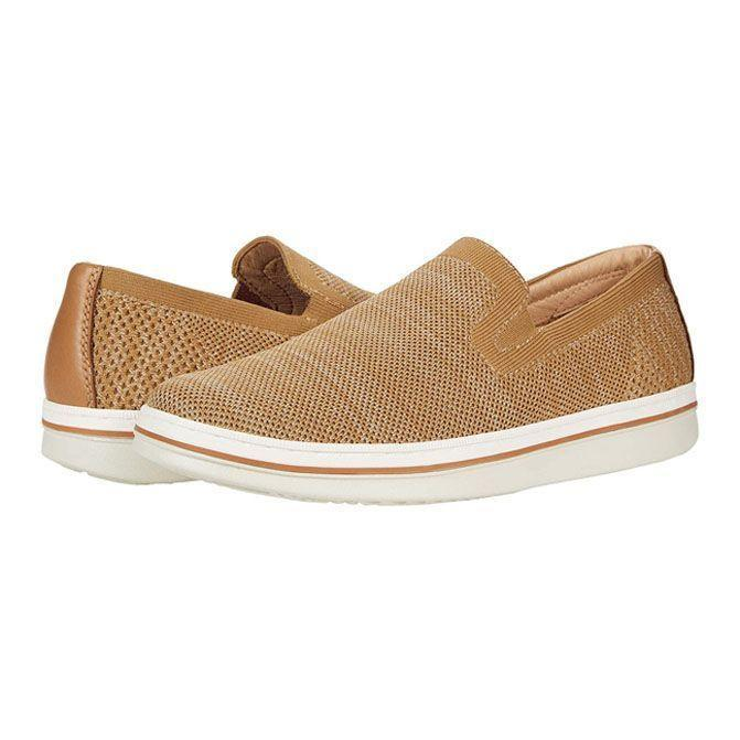 """<p><strong>Johnston & Murphy</strong></p><p>zappos.com</p><p><strong>$129.00</strong></p><p><a href=""""https://go.redirectingat.com?id=74968X1596630&url=https%3A%2F%2Fwww.zappos.com%2Fp%2Fjohnston-murphy-trenton-knit-slip-on-beige-knit%2Fproduct%2F9488982&sref=https%3A%2F%2Fwww.menshealth.com%2Fstyle%2Fg20087309%2Fmens-slip-on-shoes-summer%2F"""" rel=""""nofollow noopener"""" target=""""_blank"""" data-ylk=""""slk:BUY IT HERE"""" class=""""link rapid-noclick-resp"""">BUY IT HERE</a></p><p>These Johnston & Murphy slip-ons don't skimp on sole comfort, but they're still light enough to wear comfortably in the heat. If you're not a summer sandals guy, these are an expert replacement. </p>"""