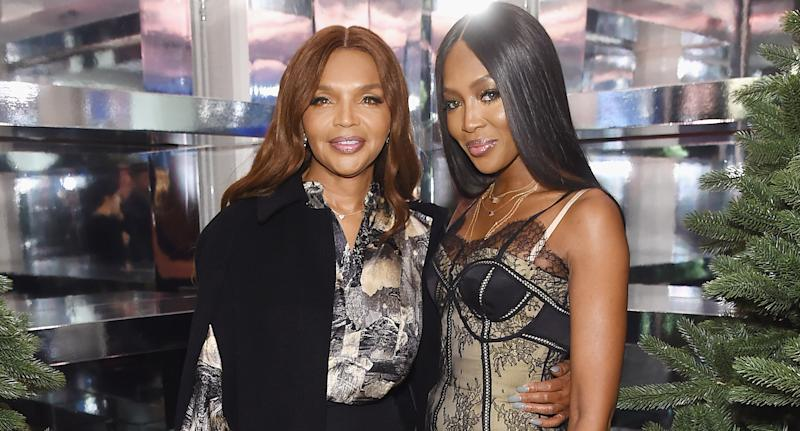 bd63530db41  I thought she was your sister   Fans can t get over Naomi Campbell and her  lookalike mother