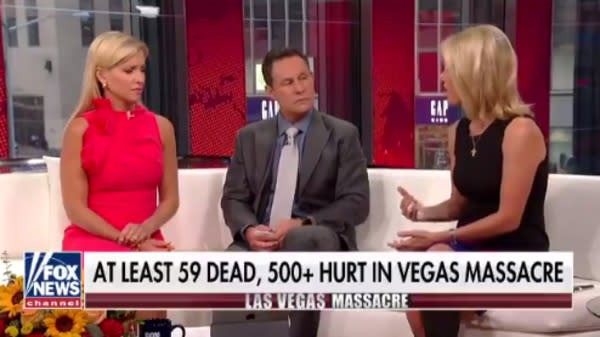 'Fox & Friends' Guest Says CNN Partly To Blame For Las Vegas Shooting