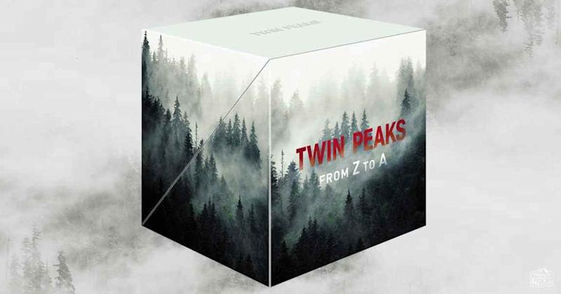 David Lynch announces massive Twin Peaks: From Z to A box set