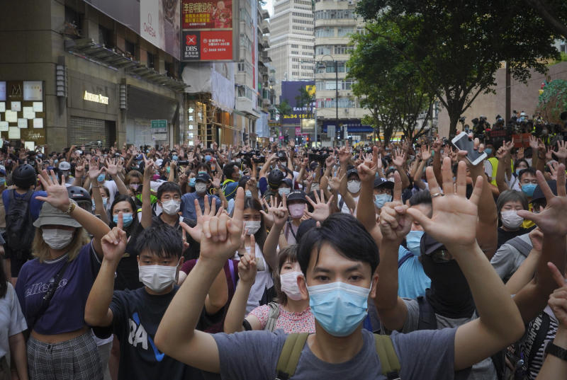 United Kingdom details path to citizenship for Hong Kong applicants
