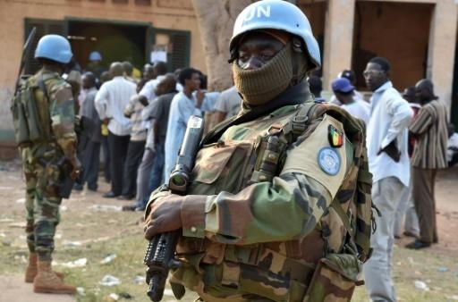 High security in C. African Republic as vote count starts