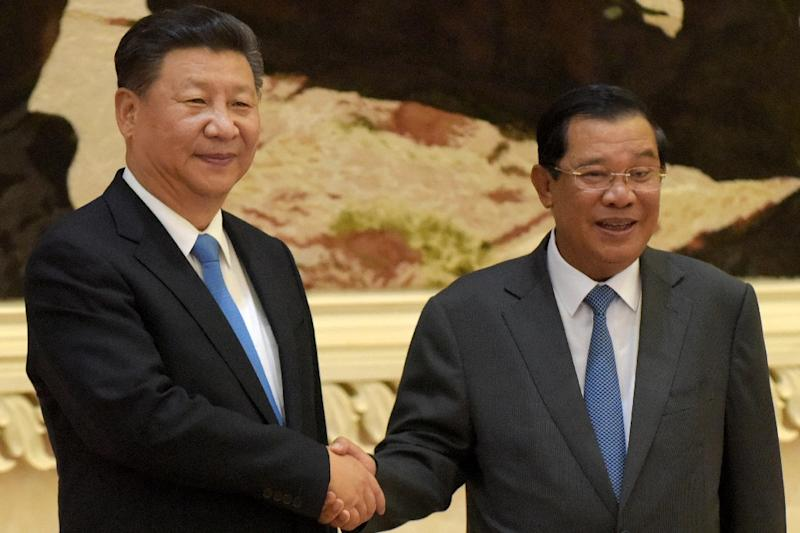 China, a top ally and benefactor, has stuck by Cambodia's side