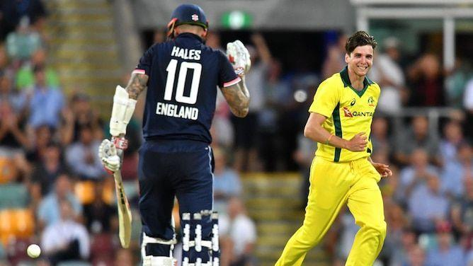 The Indian top-order have never faced Jhye Richardson and the Aussie pacers named in the ODI squad