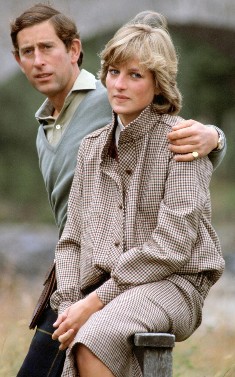 Charles and Diana - Credit: Tim Graham /Getty