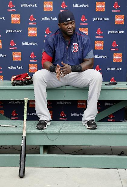 Ortiz addresses pace of play Wednesday in Fort Myers, Fla. (AP)