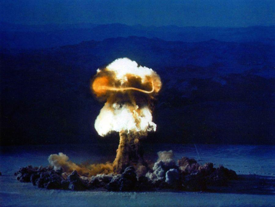"""<p>This is a very active year for nuclear testing, giving rise to the shortened word for the weapon, """"nuke."""" </p>"""