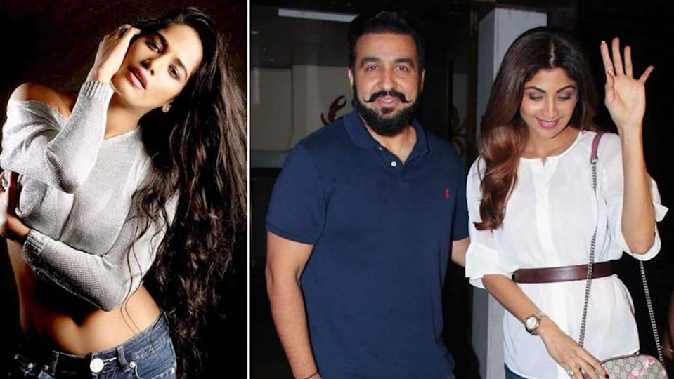 Poonam Pandey, who had filed case against Raj Kundra, reacts