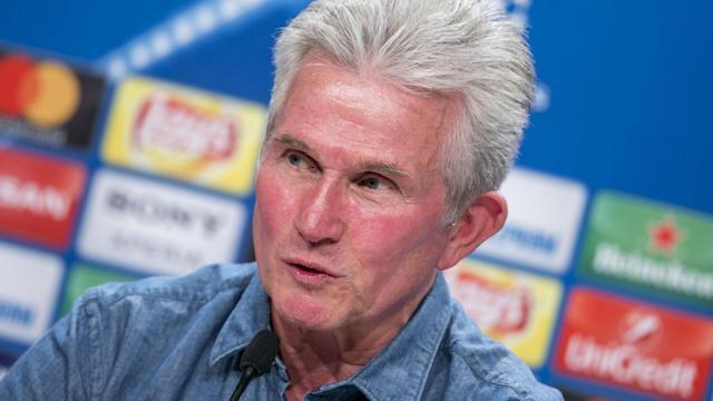 Thoughts of repeating Bayern Munich's 2012-13 treble season are not likely to occupy Jupp Heynckes as he prepares to face Besiktas.