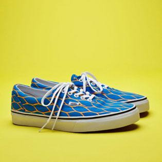 Are these the coolest sneakers EVER? The Kenzo x Vans collaboration is selling out fast…