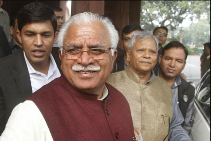 Haryana CM Manohar Lal Khattar Expands Council of Ministers, Inducts 10 New MLAs