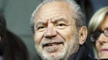 Lord Sugar trolled hard for believing Taylor Swift has a swastika tattoo on her face
