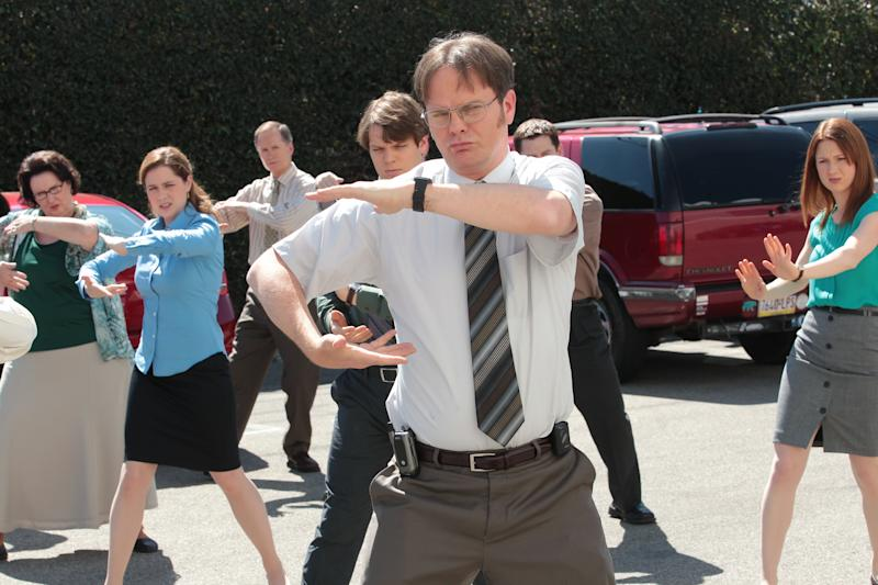 Paper wrap: 'The Office' ends its 8-year run