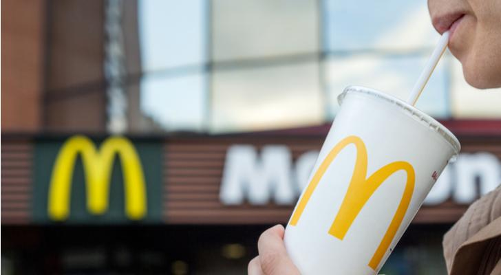 McDonald's to remove plastic straws from restaurants