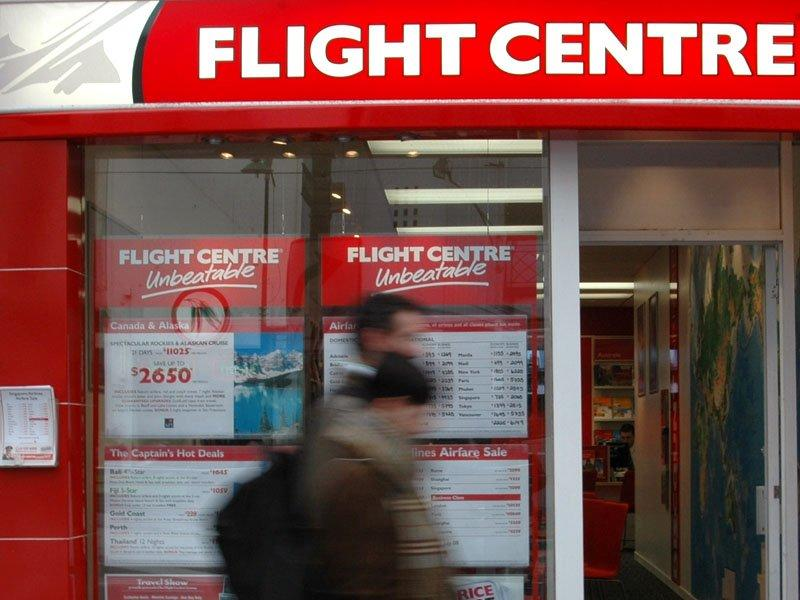 Flight Centre upgrades full year forecast