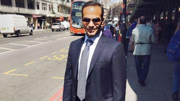 PHOTO: This undated image of George Papadopoulos posing on a street of London which was posted to his LinkedIn profile. Former Trump campaign aide George Papadopoulos, pleaded guilty to lying to the FBI about his Kremlin-related contacts. (George Papadopoulos/LinkedIn via Getty Images)