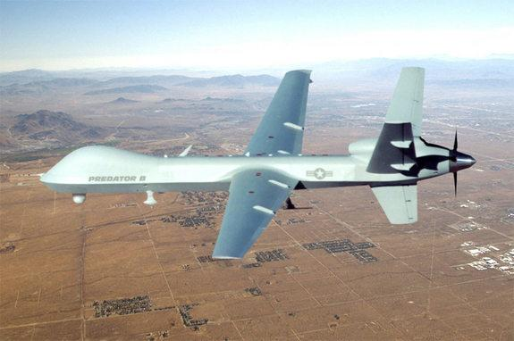 US Air Force Facing Drone Pilot Shortage, Study Finds