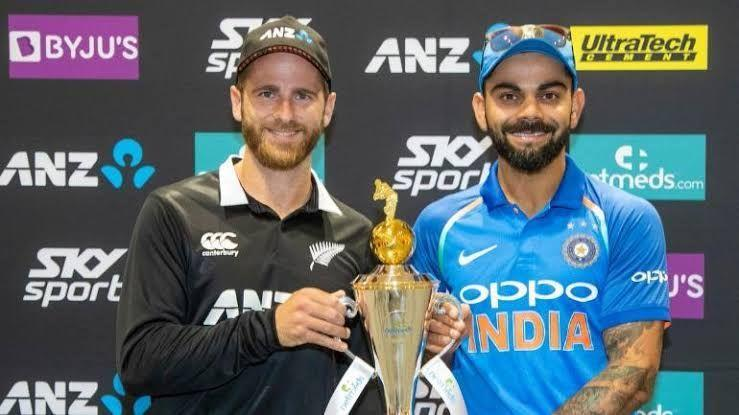 The first T20I will be played at Eden Park in Auckland on January 24