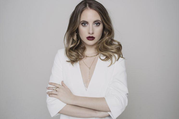<i>Rosie Fortescue has just launched her third jewellery collection [Photo: Rosie Fortescue Jewellery]</i>