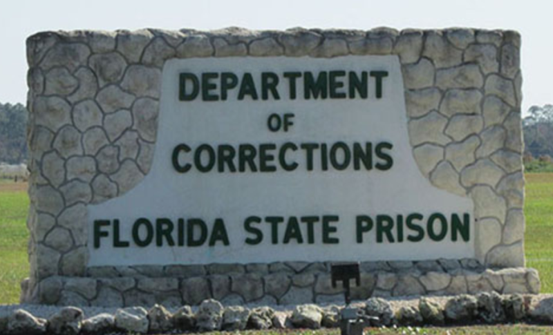 Bowles was executed at Florida State Prison (Picture: Florida Department of Corrections)