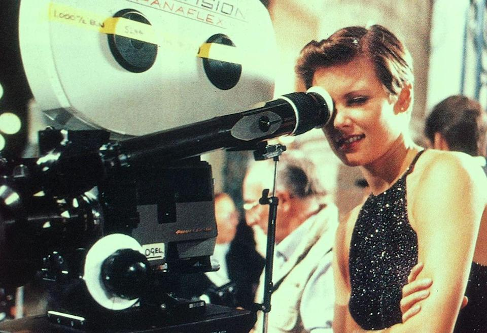 <p>Carey Lowell in 'Licence to Kill', 1989.</p>