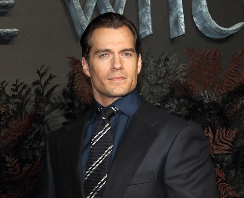 LONDON, UNITED KINGDOM, DECEMBER 16, 2019: Henry Cavill attends the world premiere of Netflix's The Witcher at the Vue Leicester Square in London.- PHOTOGRAPH BY Keith Mayhew / Echoes Wire/ Barcroft Media (Photo credit should read Keith Mayhew / Echoes Wire / Barcroft Media via Getty Images)
