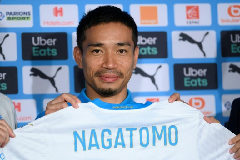 Veteran Nagatomo promises to keep up with Marseille youngsters