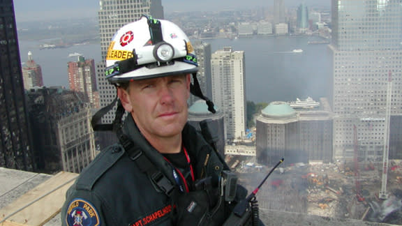 Elite group of 9/11 first responders still battling illness, 'WTC Cough'