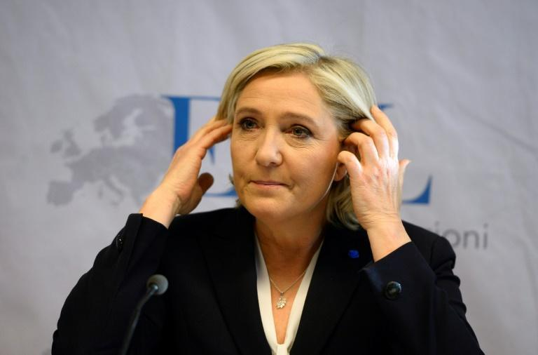 French National Front (FN) leader Marine Le Pen is one of the main figures of the Europe of Nations and Freedom