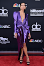 """<p>This Cadbury purple Alexandre Vauthier dress, worn by Dua to the <a href=""""https://www.cosmopolitan.com/uk/entertainment/a20768536/awkward-moments-2018-billboard-music-awards/"""" rel=""""nofollow noopener"""" target=""""_blank"""" data-ylk=""""slk:2018 Billboard Music Awards"""" class=""""link rapid-noclick-resp"""">2018 Billboard Music Awards</a>, lives forever rent-free in our heads.</p>"""