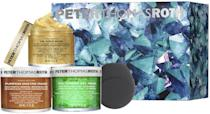 <p>Stay in with this <span>Peter Thomas Roth Mask Trio</span> ($79).</p>