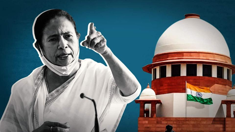 Another SC judge recuses from hearing West Bengal-related case