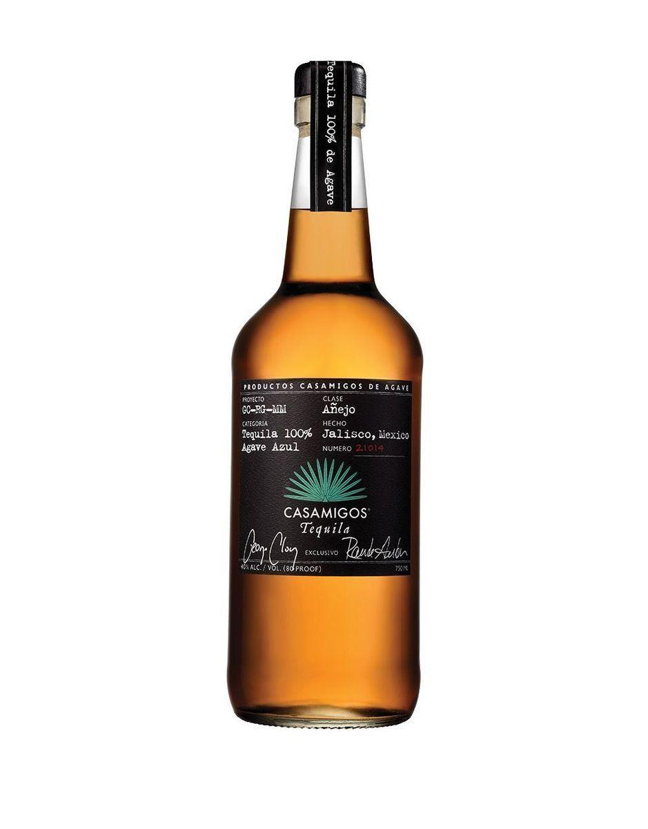 """<p><strong>Casamigos</strong></p><p>reservebar.com</p><p><strong>$55.00</strong></p><p><a href=""""https://go.redirectingat.com?id=74968X1596630&url=https%3A%2F%2Fwww.reservebar.com%2Fproducts%2Fcasamigos-anejo-750ml&sref=https%3A%2F%2Fwww.townandcountrymag.com%2Fleisure%2Fdrinks%2Fg1458%2Fsipping-tequilas%2F"""" rel=""""nofollow noopener"""" target=""""_blank"""" data-ylk=""""slk:Shop Now"""" class=""""link rapid-noclick-resp"""">Shop Now</a></p><p>George Clooney and Rande Gerber started Casamigos based on their love of sharing tequila at their <a href=""""http://mydesignsourceblog.com/2014/07/23/a-listers-cabo-san-lucas-compound-casamigos/"""" rel=""""nofollow noopener"""" target=""""_blank"""" data-ylk=""""slk:neighboring houses"""" class=""""link rapid-noclick-resp"""">neighboring houses</a> in Cabo San Lucas, Mexico. While Clooney's no longer involved with the brand, what began with just a blanco has evolved into a line with reposado and this añejo version, which is aged for 14 months in American oak barrels.</p>"""