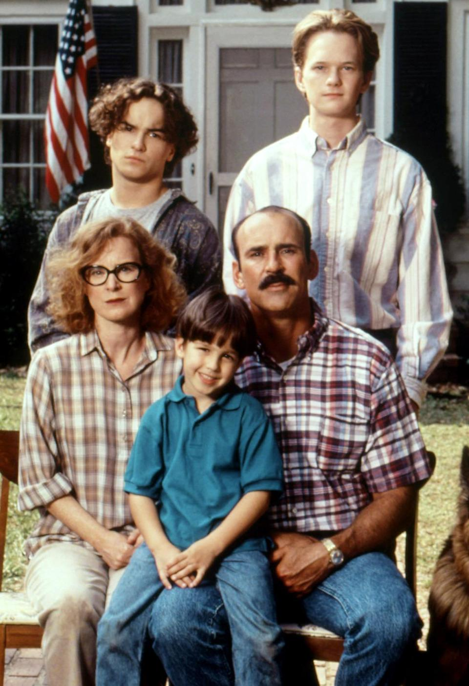 <p><b>Aired:</b> November 21, 1993 on NBC<br><b>Stars:</b> Johnny Galecki and Neil Patrick Harris<br><br><b>Ripped from the headlines about:</b> A pair of adopted brothers who become suspects when their adoptive parents are murdered. Did one of the sons — played by the future CBS Monday night sitcom stars — really do it? Orange jumpsuit up… it was NPH's character, Brian, who was traumatized by his birth mother's abandonment and the way he was treated in foster care.<br><br><i>(Credit: Everett Collection)</i> </p>