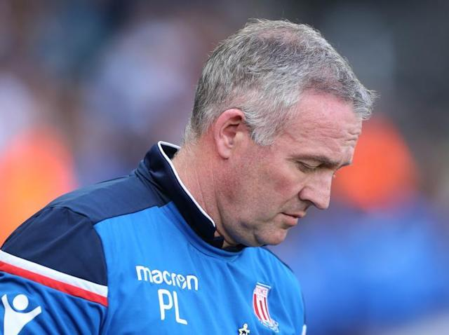 Paul Lambert: Stoke City manager departs after just five months in charge