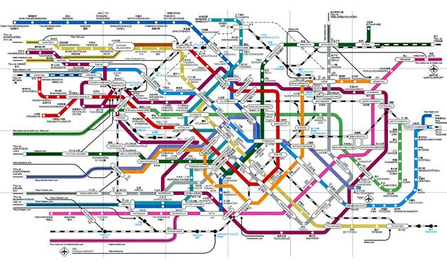 Is This Singapore S Future Mrt Network