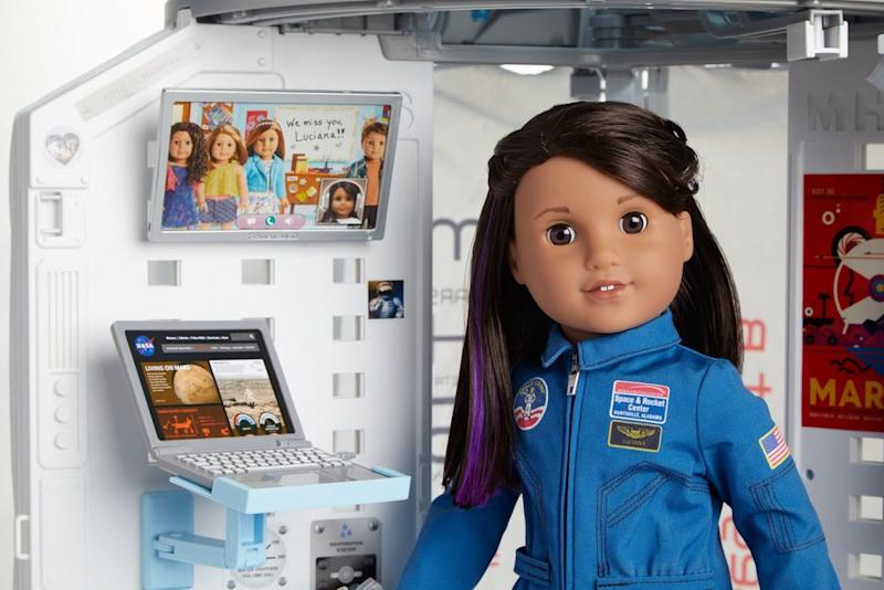 d258dca34 American Girl of the Year is Headed to Infinity and Beyond!