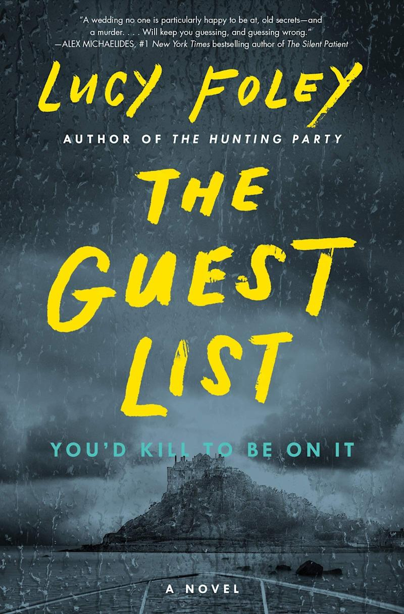 """Lucy Foley takes the classic murder-mystery setup and transplants it into a new setting: A luxe wedding between a rising movie star and magazine publisher off the coast of Ireland. When a body shows up following the nuptials, mystery unfolds: Who did it and why? Was it the bridesmaid? The groom? The wedding planner? Check out &ldquo;The Guest List&rdquo; for an Agatha Christie-like thriller about how a perfectly planned wedding goes terribly wrong. Read more about it on <a href=""""https://www.goodreads.com/book/show/51933429-the-guest-list"""" target=""""_blank"""" rel=""""noopener noreferrer"""">Goodreads</a>, and grab a copy on <a href=""""https://amzn.to/2MivRup"""" target=""""_blank"""" rel=""""noopener noreferrer"""">Amazon</a>.<br /><br /><i>Expected release date: June</i><i>2</i>"""