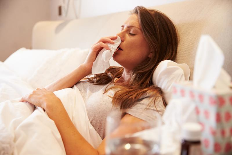This drug could cure the flu in a day
