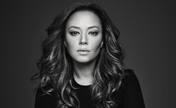 som er dating Leah Remini