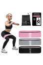 """<p><strong>Gymbee</strong></p><p>amazon.com</p><p><strong>$19.99</strong></p><p><a href=""""https://www.amazon.com/dp/B07TZPVXMH?tag=syn-yahoo-20&ascsubtag=%5Bartid%7C10058.g.34480122%5Bsrc%7Cyahoo-us"""" rel=""""nofollow noopener"""" target=""""_blank"""" data-ylk=""""slk:SHOP IT"""" class=""""link rapid-noclick-resp"""">SHOP IT</a></p><p>She's a workout fanatic and actually does all the workout videos she pledges she'll do at home. Meanwhile, you can hardly do that 30-minute morning yoga session on YouTube. Gift her these resistance bands, since she'll put them to good use.</p>"""