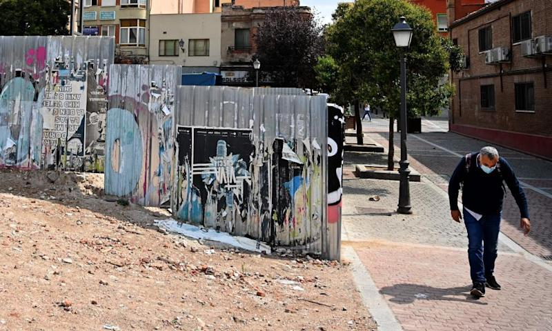 Madrid's poor suffer as Covid-19 takes hold again and authorities flounder