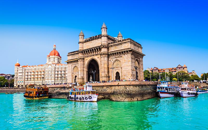 Vibrant and colourful Mumbai is India's largest city. It's also the country's commercial, fashion and cinematic capital - This content is subject to copyright.
