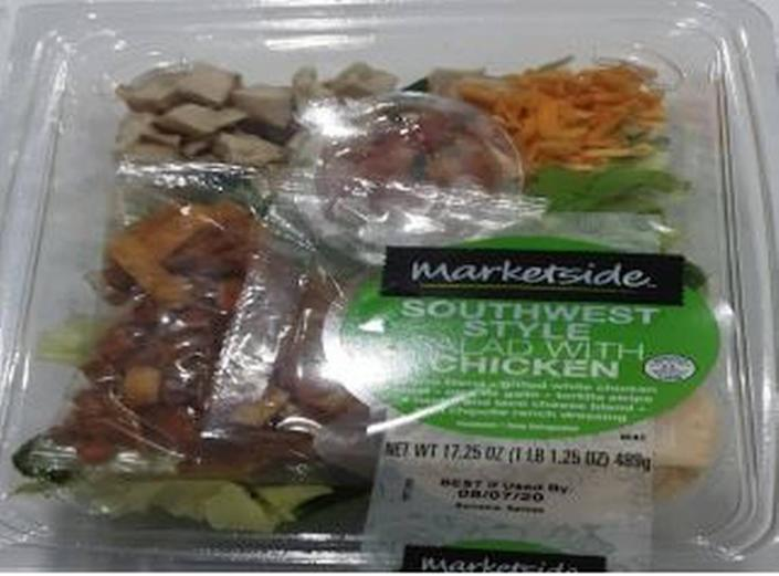 Marketside Southwest Style Salad with Chicken