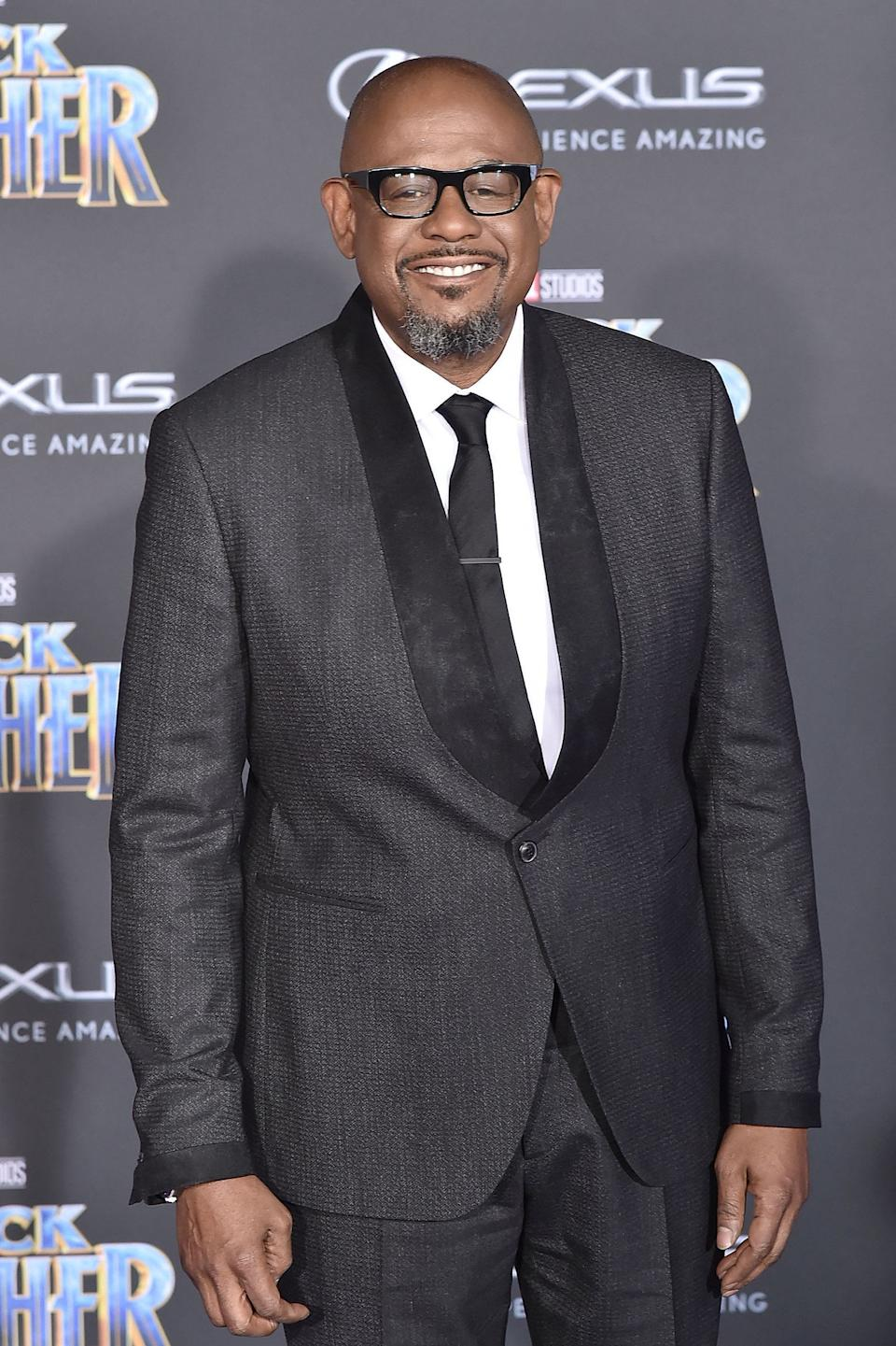 <strong>Forest Whitaker</strong>