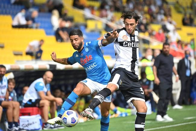 Napoli players left off Italy squad due to virus concerns