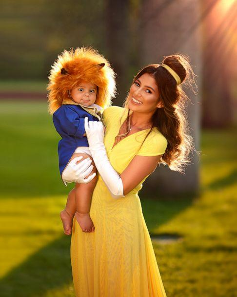 PHOTO: Firme even does fairytale photoshoots with newborns. (Courtesy Vanessa Firme)